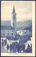 W47 SALUTI DA CAPORETTO ,M. MATAJOR ( TRUPPE ALPINE ) - Slovenia