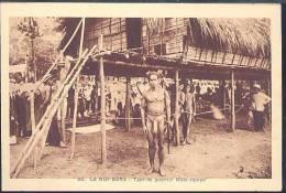 W94 LA NUI BARA - TYPE DE GUERRIER MOIS EQIPE - Vietnam
