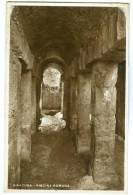 Italy, SIRACUSA, Piscina Romana, Unused Real Photo Postcard [11245] - Siracusa
