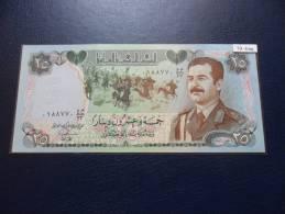 BANKNOTE:      CENTRAL BANK OF  IRAK  25  DINARS - Iraq