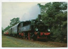 TRAIN - AK127031 Dampflokomotive 98 727 ... Im Kahlgrund - Eisenbahnen