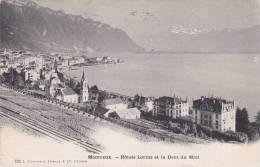 MONTREUX : Hôtel Lorius Et Dents Du Midi - 1909 - VD Vaud