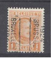 "BELGIE - Preo Nr 3273 B - ""BRUXELLES 1924 BRUSSEL"" (ref. 2359) - ROLLER PRECANCELS - Handrol Preo´s Roulette"