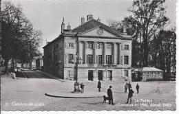 4644 - Genève De Jadis Le Théâtre (Construit En 1786, Démoli 1880) - GE Ginevra