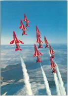Thème - Transport - Avion - Ed. Skilton N° 367 - The Red Arrows - 1946-....: Moderne