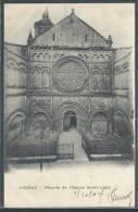 - CPA 16 - Cognac, Façade De L'église Saint-Léger - Cognac