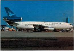 Thème - Transport - Avion - PI N° 450 - DC 10-30 Garuda Indonesia - 1946-....: Moderne