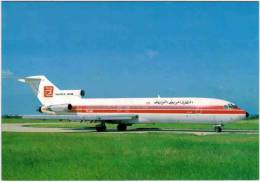 Thème - Transport - Avion - PI N° 499 - Boeing 727 300 - Paris Orly - Tunis Air - 1946-....: Moderne