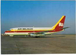 Thème - Transport - Avion - Moskal N° 16 - Boeing 737-247 - Air Belgium - 1946-....: Era Moderna