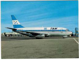 Thème - Transport - Avion - Moskal N° 44 - Boeing 737-2A3 - Tan Honduras - 1946-....: Moderne