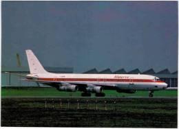 Thème - Transport - Avion - Moskal N° 65 - Douglas DC8-53 - Minerve - 1946-....: Moderne