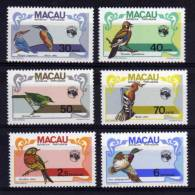 "Macau - 1984 - ""Ausipex 84"" International Stamp Ex / Birds - MNH - Macao"