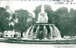 Scxhlossplatz - Stuttgart