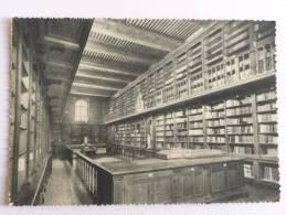 Monastère De La Grande CHARTREUSE, La Bibliothèque. - Frankrijk