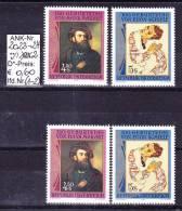 "29.5.1990  -  SM-Satz  ""150. Gbtg. V. H. Makart + 100.Gbtg. V. E. Schiele"" -  **  Postfrisch  -  Siehe Scan  (2023-24) - 1945-.... 2nd Republic"