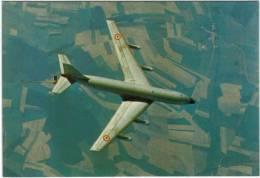 Thème - Transport - Avion - Lyna  Armée De L´air N° 67 - Boeing KC 135 F - 93 Escadre De Ravitaillement En Vol - 1946-....: Moderne