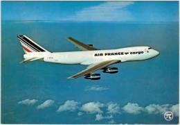 Thème - Transport - Avion - PI N°361 - Boeing 747 Cargo Air France - 1946-....: Moderne