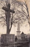 Cp , 24 , SAINT-RÉMY , Le Monument Aux Morts - France