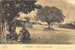 Dahomey _  Savalou  -  Coin Du Village - Dahomey
