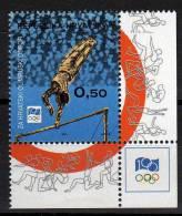 Barre Fixe- Croatie Z55 NMH- Centenaire Du Comité International Olympique - Gymnastiek