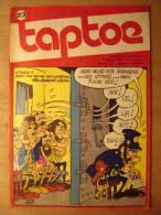 REVUE ENFANT En NEERLANDAIS - TAPTOE N°23 - 9 FEVRIER 1974 - JAN VAN DER VOO - JULES VERNE - OSMOND BROTHERS - JOGI BEER - Revues & Journaux