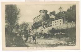 2028-ROVERETO(TRENTO)-FIUME LENO-ANIMATA-1916-FP - Trento
