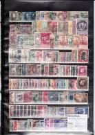 BELGIQUE - LOT TIMBRES ANCIENS ETAT B/TB  - COTE 2003 = 300++ EUROS - - Collections