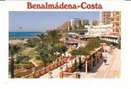 Espagne / Spain - Benalmádena, Costa Del Sol, Andalousie. Le Front De Mer / The Sea Front. - Espagne
