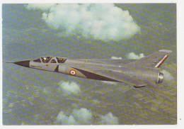 """Carte Postale  Année 70 """"militaire"""" Avion     Mirage G - Materiaal"""