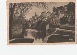 AUBUSSON -23-  Les Bords De La Creuse - Aubusson