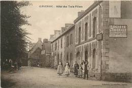 Morbihan : Réf : M -12-0214  :  Gléguérec