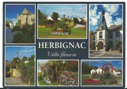 Loire  Atlantique :  HERBIGNAC :  Vue  2003 - Herbignac