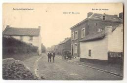 E758 - FEXHE-LE-HAUT-CLOCHER  -  Rue De La Station - Fexhe-le-Haut-Clocher