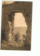 Yvoir Ruines De Poilvache Brèche Des Patriotes - Yvoir