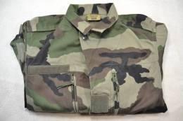 Veste Camouflée Taille S Armée Française Moderne. Idéal Airsoft / Paintball / Chasse / Randonné - Equipement