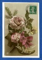42  Bon  Noël Fleurs Houx Sapin - Fiori, Piante & Alberi
