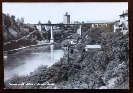 ITALIA - LOMBARDIA. TREZZO SULL´ADDA (MI). Cartolina Nuova Raffigurante Il Nuovo Ponte. - Other Cities