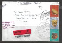2007 - Registered Buenos Aires (10 AGO) To South Carolina USA - Argentina
