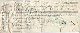 Mandat A L'Ordre- 1872  Biographie De L'Assemblée Nationale - Frankrijk