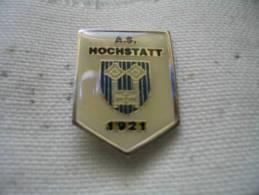 Pin´s Football: AS  HOCHTATT 1921 (68) - Calcio