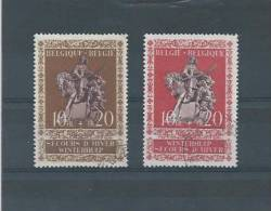 613/4  Obl    Cote 2.75 - Belgium