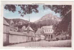 EN  CHARTREUSE.  -  Entrée  Du  Monastère  De  La  Grande  Chartreuse - Chartreuse