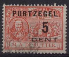 Nederland NVPH P 35 (o) (eb24-N3700) - Taxes