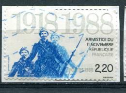 France 1988 - YT 2549 (o) Sur Fragment - Gebraucht