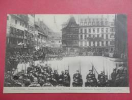 > France > [67] Bas Rhin > Strasbourg   Troops At Cathedrale 23 Nov 1918= ==  = =  == Ref 659 - Strasbourg