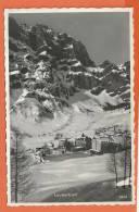 Q0501 Leukerbad Loèche-les-Bains Dans La Neige.Non Circulé. Perrochet  2430 - VS Valais