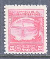 El Salvador 153  *  Original  Wmk. - El Salvador