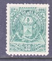 El Salvador 155  *  Reprint  Wmk. - El Salvador