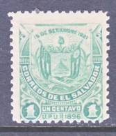 El Salvador 157b  *  Original  No Wmk. - El Salvador
