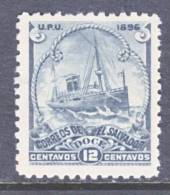 El Salvador 157fg *  Original  No Wmk. - El Salvador